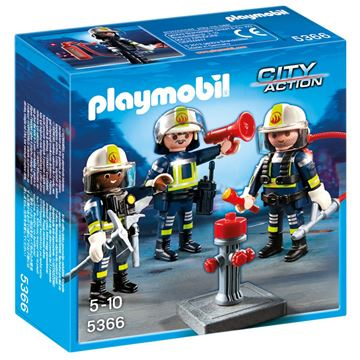 Picture of Playmobil - Fire Rescue Crew