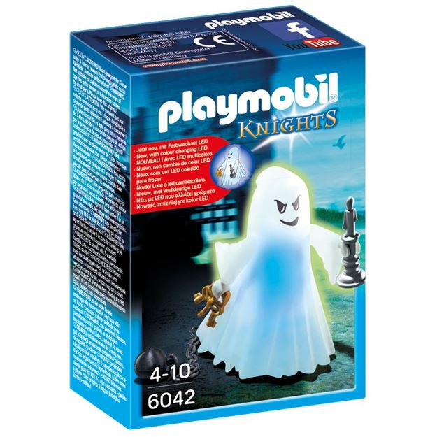Picture of Playmobil - Castle Ghost With Rainbow LED