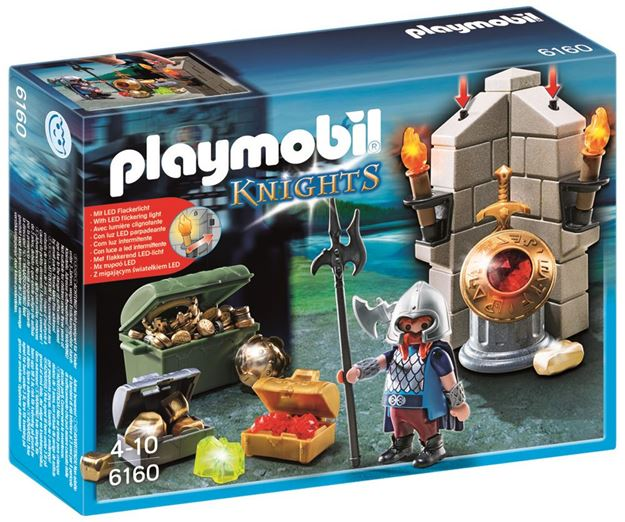 Picture of Playmobil - King's Treasure Guard