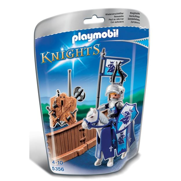 Picture of Playmobil - Lion Tournament Knight
