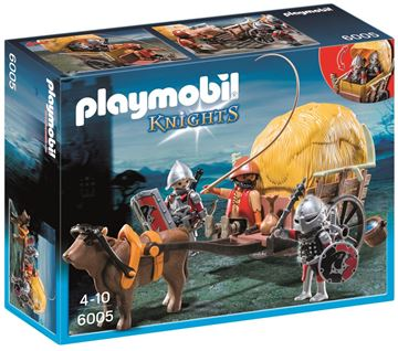 Picture of Playmobil - Hawk Knight's With Camouflage Weapon
