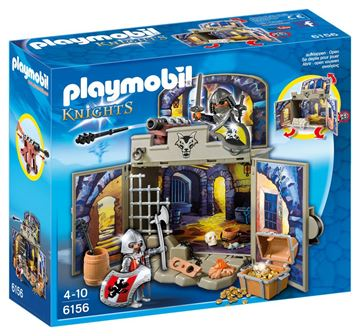Picture of Playmobil - My Secret Knights' Treasure Room Play Box