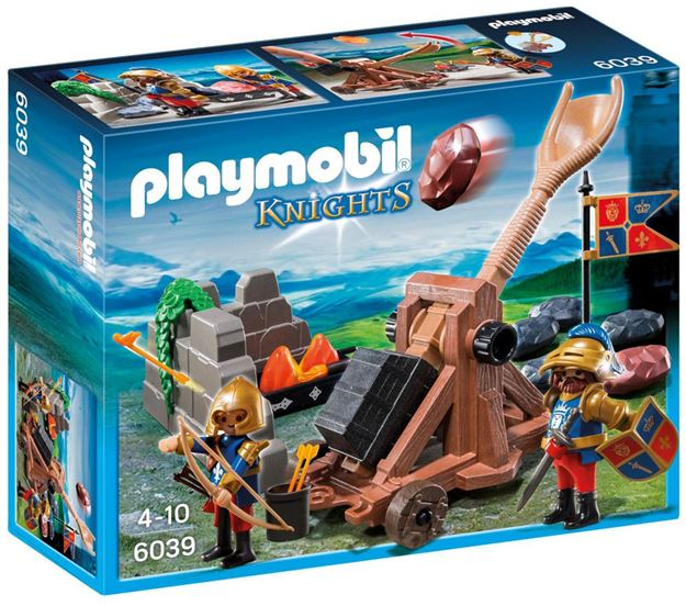 Picture of Playmobil - Royal Lion Knights Catapult