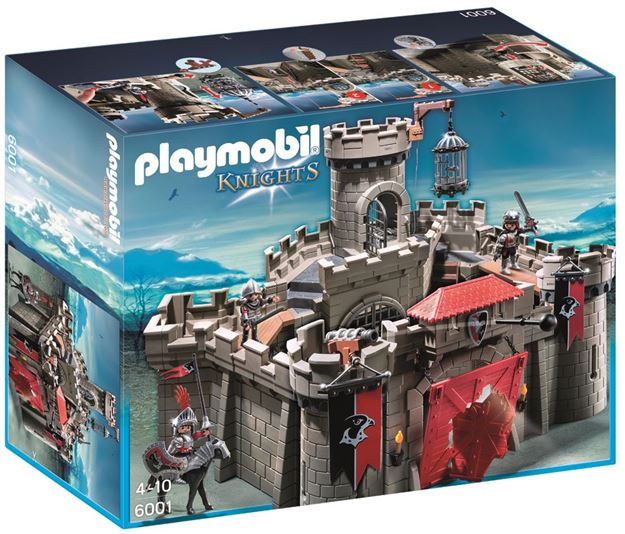 Picture of Playmobil - Hawk Knight's Castle