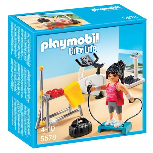 Picture of Playmobil - Fitness Room