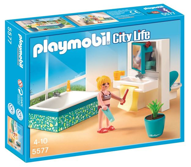 Picture of Playmobil - Modern Bathroom