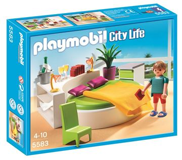 Picture of Playmobil - Modern Bedroom