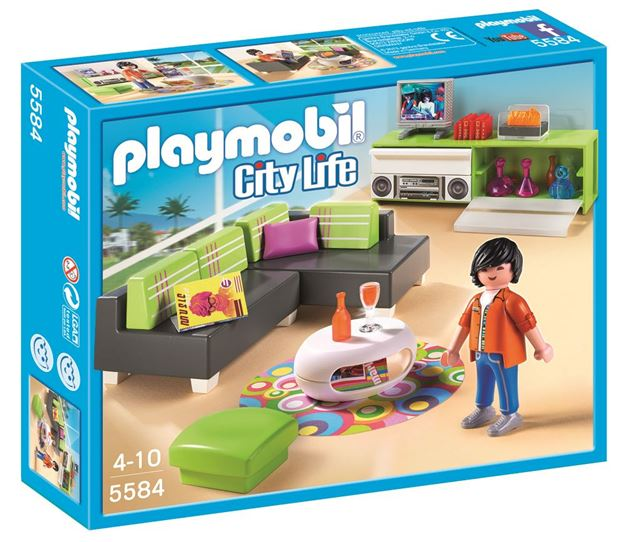 Picture of Playmobil - Modern Living Room