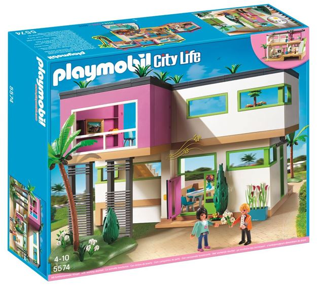 Picture of Playmobil - Modern Luxury Mansion