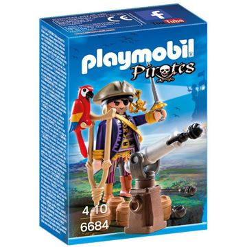 Picture of Playmobil - Pirate Captain