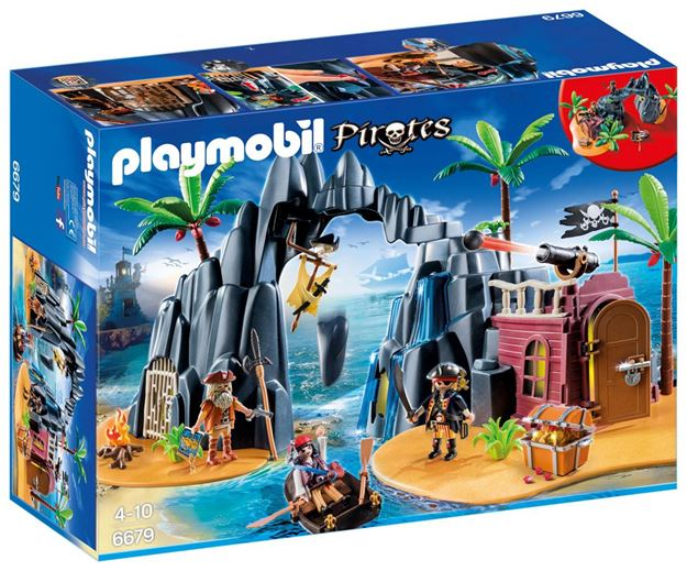 Picture of Playmobil - Pirate Treasure Island