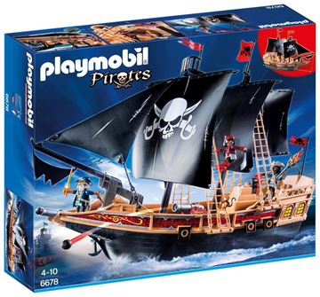 Picture of Playmobil - Pirate Raiders Ship