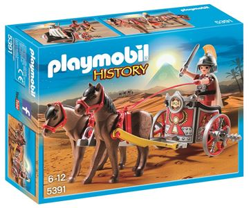 Picture of Playmobil - Roman Chariot