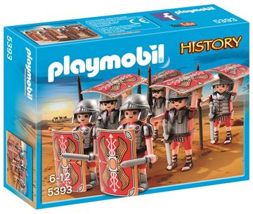 Picture of Playmobil - Roman Troop