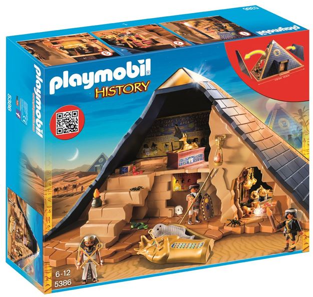 Picture of Playmobil - Pharoh's Pyramid