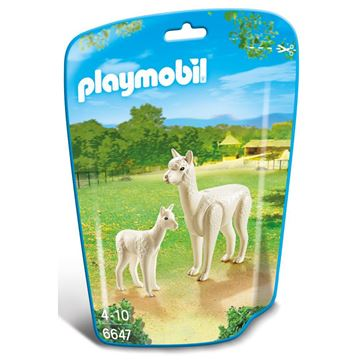 Picture of Playmobil - Alpaca With Baby