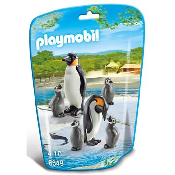 Picture of Playmobil - Penguin Family