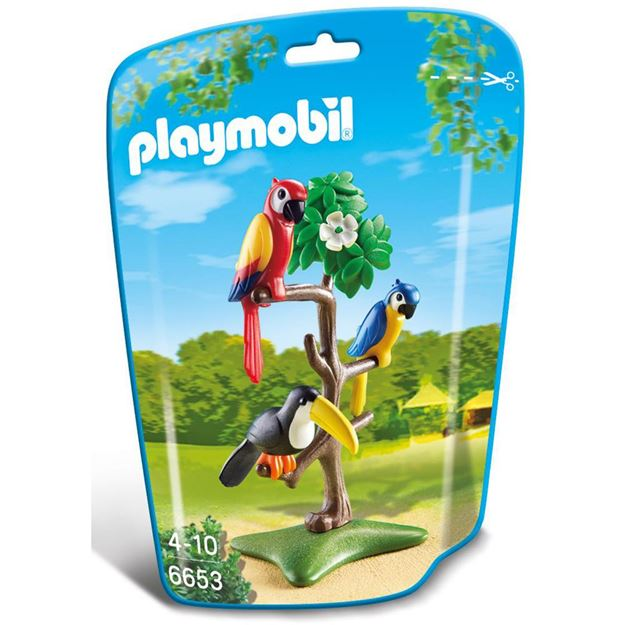 Picture of Playmobil - Tropical Birds