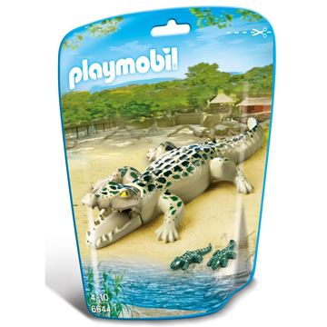 Picture of Playmobil - Alligator With Babies
