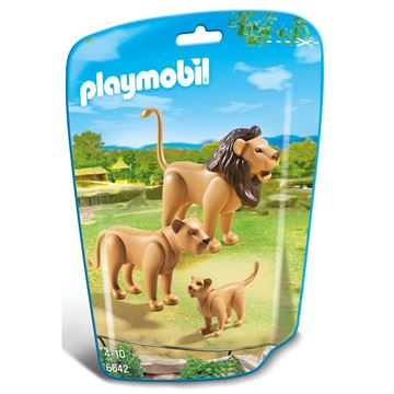 Picture of Playmobil - Lion Family