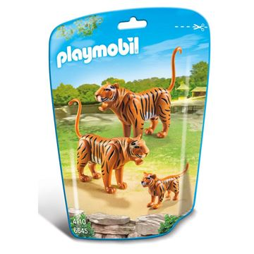 Picture of Playmobil - Tiger Family