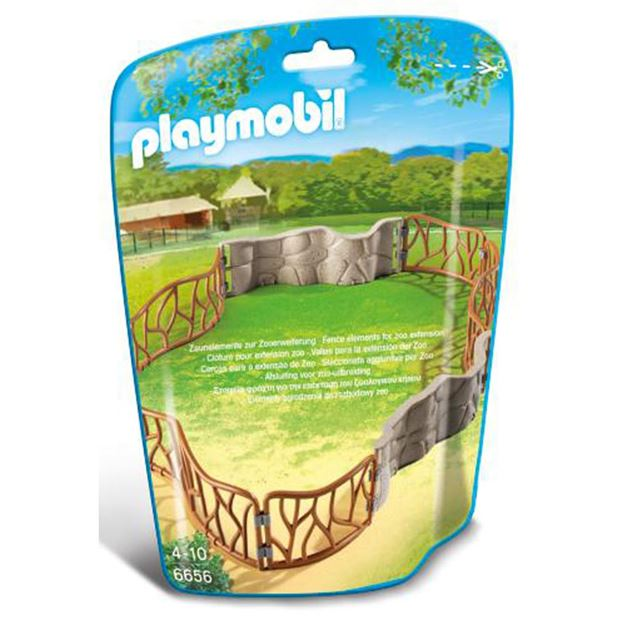 Picture of Playmobil - Zoo Enclosure