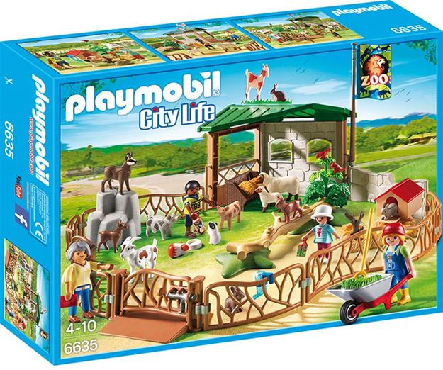 Picture of Playmobil - Children's Petting Zoo