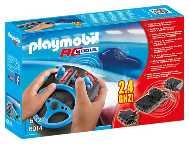 Picture of Playmobil - Remote Control Set 2.4GHz