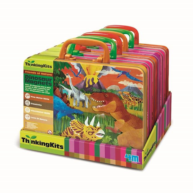 Picture of 4M Craft - Friends of Nature Magnet  Kit Display (6)