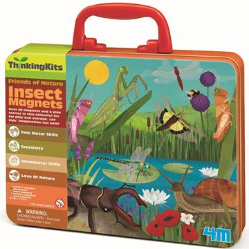 Picture of 4M Craft -  Insect Magnets