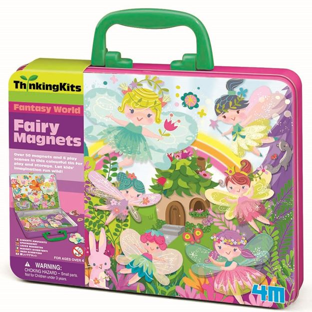 Picture of 4M Craft -  Fairy Magnets