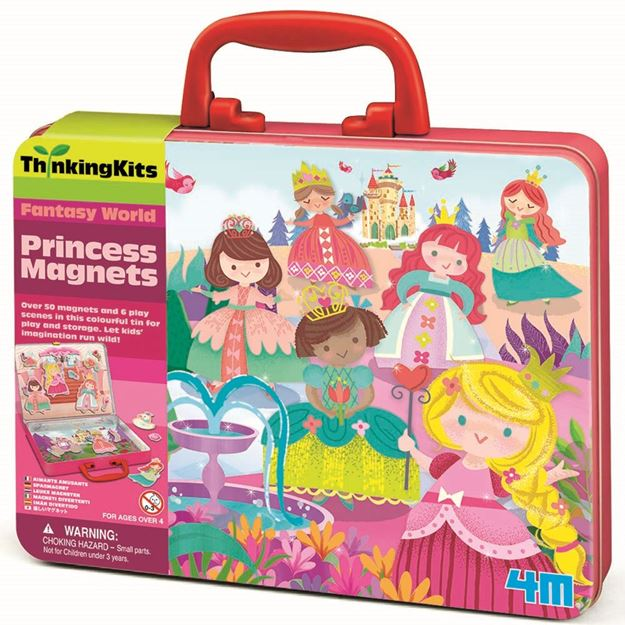 Picture of 4M Craft - Princess Magnets