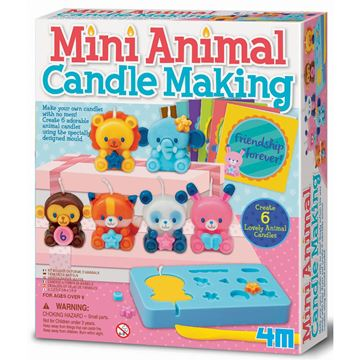 Picture of 4M Craft - Animal Candle Making