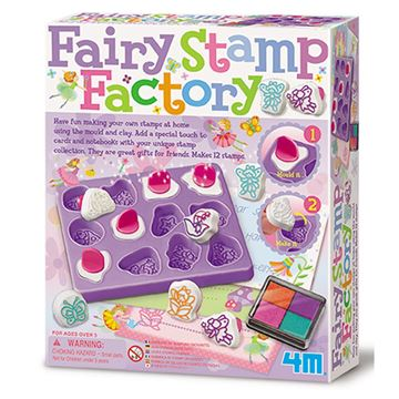 Picture of 4M Craft - Fairy Stamp Factory
