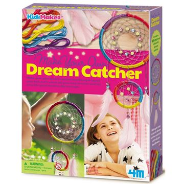 Picture of 4M Craft - Make Your Own Dream Catcher