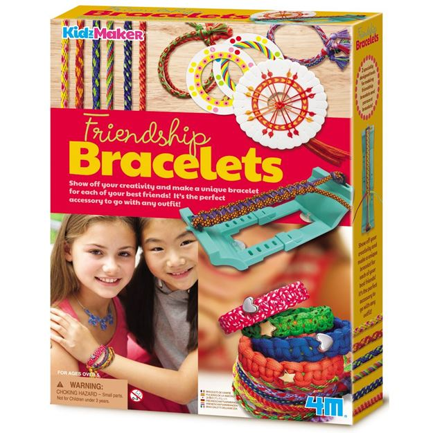 Picture of 4M Craft - Friendship Bracelets