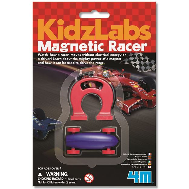 Picture of 4M Science - Magnetic Racer