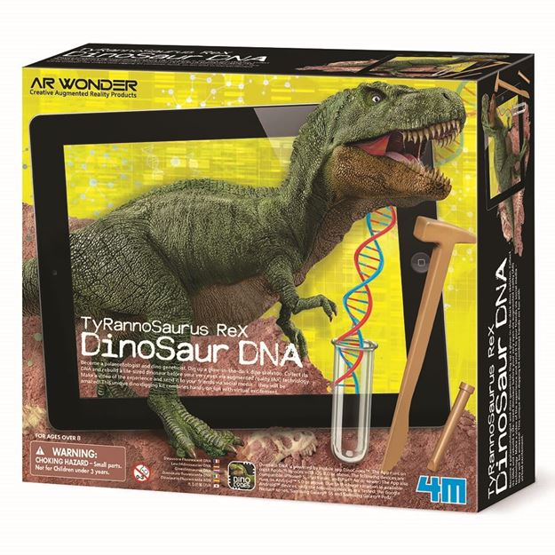 Picture of 4M Science - Dinosaur DNA T Rex