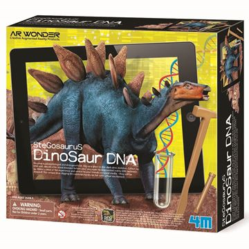 Picture of 4M Science - Dinosaur DNA Stegosaurus