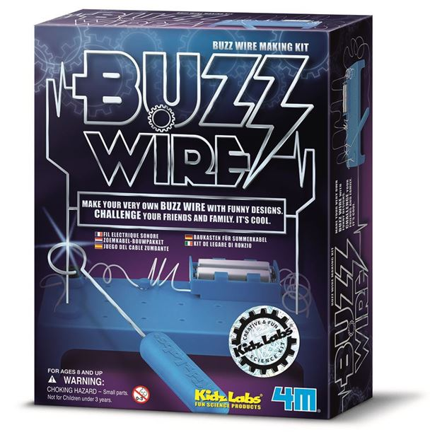 Picture of 4M Science - Buzz Wire