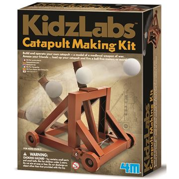 Picture of 4M Science - Catapult Making