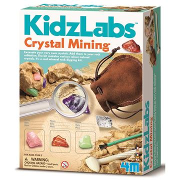 Picture of 4M Science - Crystal Mining