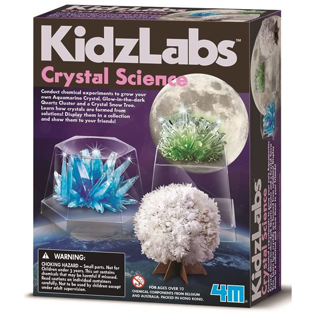 Picture of 4M Science - Crystal Science