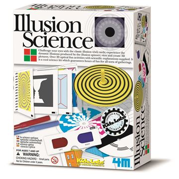 Picture of 4M Science - Illusion Science