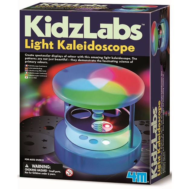 Picture of 4M Science - Light Kaleidoscope Making