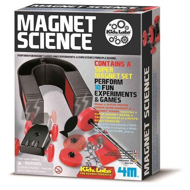 Picture of 4M Science - Magnet Science