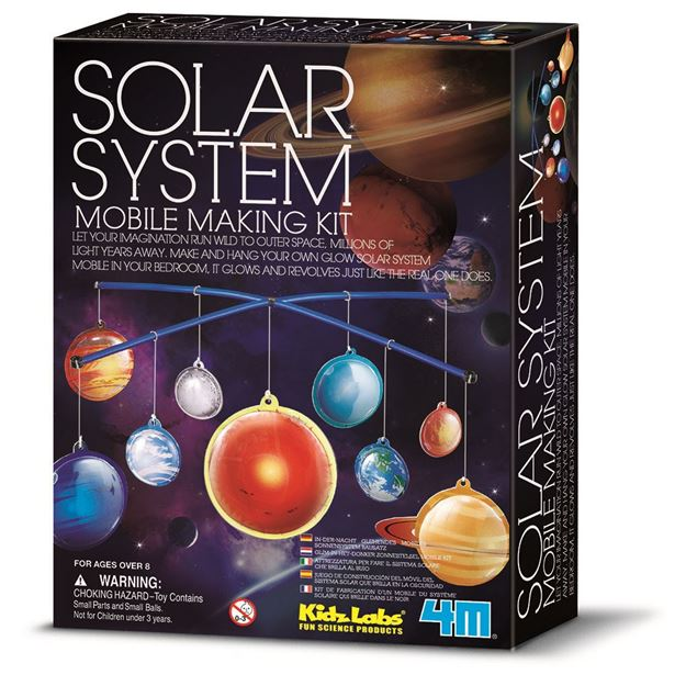 Picture of 4M Science - Solar System Mobile