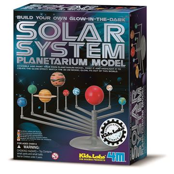 Picture of 4M Science - Solar System Planetarium