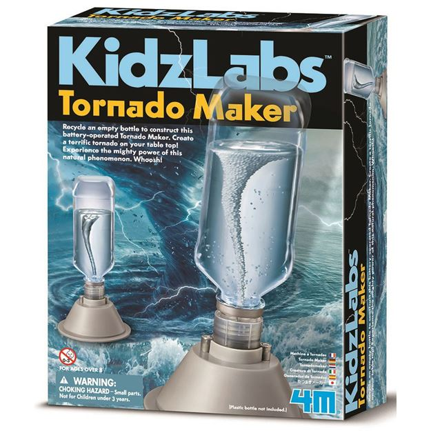 Picture of 4M Science - Tornado Maker
