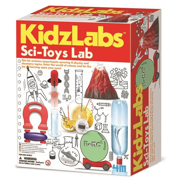 Picture of 4M Science - XL Science Toys Lab